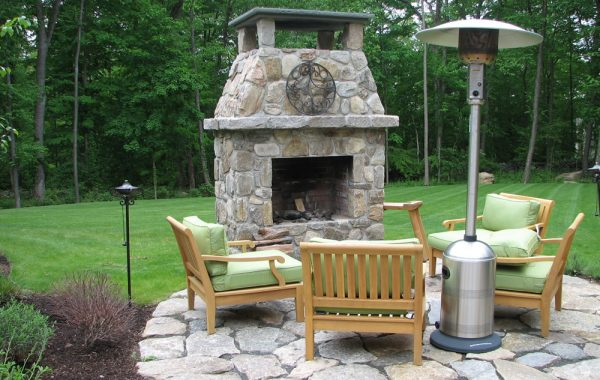 Fireplaces, Firepits, and Kitchens