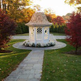 Community Center Garden